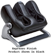 HT-1360 Elite Foot and Calf Espresso Massager - 00