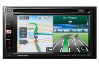 In-Dash Navigation AV Receiver - AVIC-X850BT