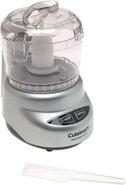 Mini-Prep Plus Food Processor In Brushed Chrome -