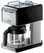kMix Black 10-Cup Coffee Maker - DCM04BK