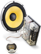 K2 Power 6.5   Component 2-Way Speakers - 165KRXS