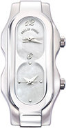 Signature Mini Stainless Steel Womens Case - 4-F-M