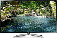46   Black LED 1080P 3D HDTV - UN46F6400AFXZA