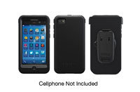 Black Defender Case for Blackberry Z10 - 77-25761