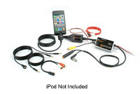 Pac Audio iSimple Universal iPod And Auxiliary Inp