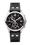 Pilot Pioneer Chrono Quartz Stainless Steel Mens W