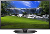 39   Black LED 1080P 60Hz Smart HDTV - 39LN5700