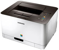 Color Laser Printer - CLP365W