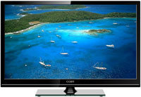 32   LED Black Flat Panel HDTV - LEDTV3217