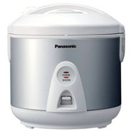 Silver 5 Cups Rice Cooker - SR-TEG10