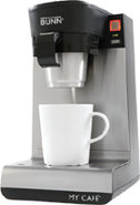Bunn Single Cup Coffee Brewer - MYCAFEMCU