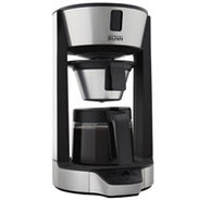 Bunn Phase Brew 8 Cup Coffee Brewer In Black - HG