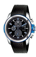 Eco-Drive AR 2.0 Stainless Steel And Blue Mens Wat