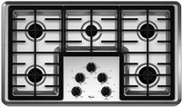 36   Stainless Steel Gas Cooktop - W5CG3625XS