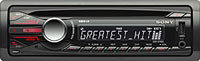 Single DIN Car Stereo CD Receiver - CDX-GT40U