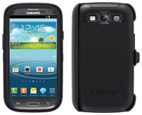 Otterbox Black Defender Series Case For The Samsun