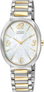 Allura Two Tone Ladies Watch - EX1234-54D