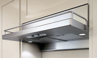 Terazzo 30   Stainless Steel Under-Cabinet Hood - 