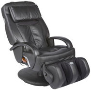 Black Robotic Massage Chair - HT-7120