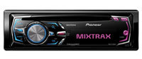 Single-DIN Car Stereo Receiver - DEH-X7500S