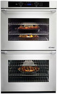 30   Renaissance Stainless Steel Double Wall Oven