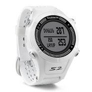 Approach S2 White GPS Golf Watch - 010-01139-00