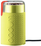 BISTRO Blade Lime Green Electric Coffee Grinder - 