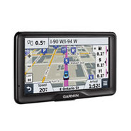 Nuvi 2757LM Black GPS Navigation System - 010-0106