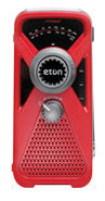 Red Hand Turbine AM/FM/NOSS Analog Weather Radio -