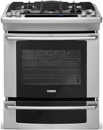 30   Stainless Steel Built In Gas Range - EI30GS55