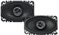 eXcelon 4   x 6   2-Way Custom Fit Speaker System 