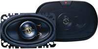 4   X 6   2-Way Speaker System - KFC-4675C