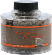 The Spice Route Stackable Jar Black Peppercorns -