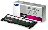 Magenta Toner Cartridge - CLT-M406S/XAA