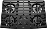 30   Black Gas Cooktop - GLT3057RB
