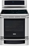 30   Stainless Steel Freestanding Electric Range -