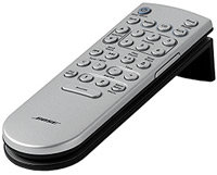 ?? Wave?? III premium backlit remote - Silver - WM