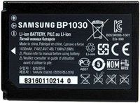 Rechargeable Lithium-Ion Digital Camera Battery - 