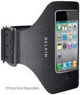 ProFit Black iPhone 4 Armband - F8Z644TT