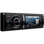 In-Dash Digital Media Receiver - KIV-BT901