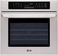 30   Stainless Steel Built-In Electric Oven - LWS3