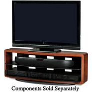 Valera Series Cherry TV Stand - VALERA9729CH
