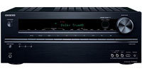 Black 5.2 Channel Network AV Receiver - TX-NR525
