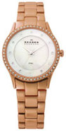 Rose Gold Links With Glitz Ladies Watch - 347SRXR