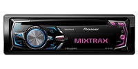 Single-DIN Car Stereo Receiver With Bluetooth - DE