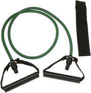 Green Light Xertube Resistance Band With Door Atta