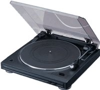Semi-Automatic Turntable - Black Finish - DP29F