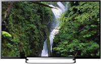 60   Black 1080P LED Internet HDTV - KDL60R520A