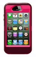 Defender Series Plum And Pink iPhone 4/4S Case - 7