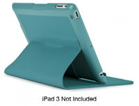 FitFolio Peacock Book-Style Cover For iPad 3 - SPK